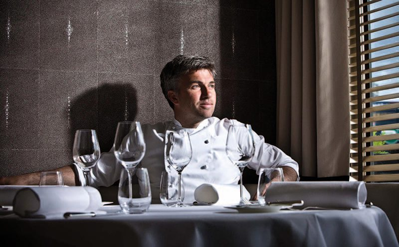 • Martin Wishart opened his first restaurant in 1999 in Leith.