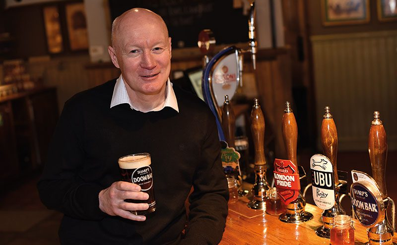 Glasgow-born Gerry Carroll set up Hawthorn in 2014 after working for big players like Whitbread and M&Bs.