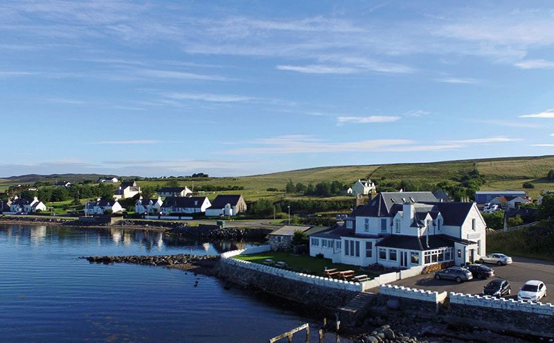 The Aultbea Hotel Wester Ross