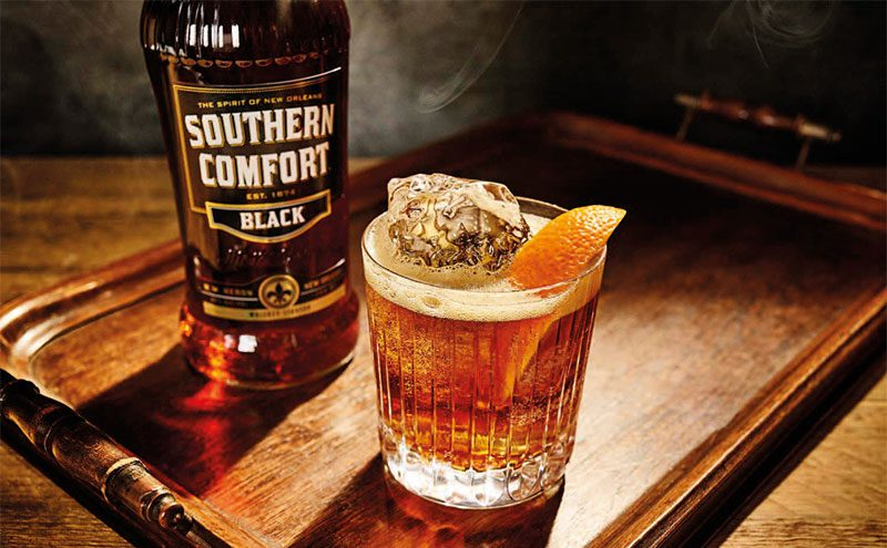 Southern Comfort and Cola