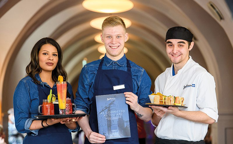 Hotels offer taste of hospitality industry | Scottish Licensed Trade