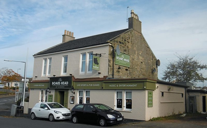 Boars Head Airdrie
