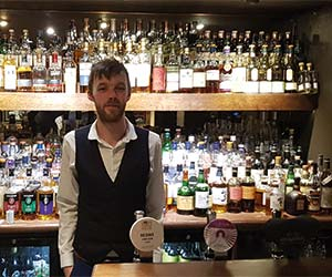 Usquabae Whisky Bar & Larder Edinburgh