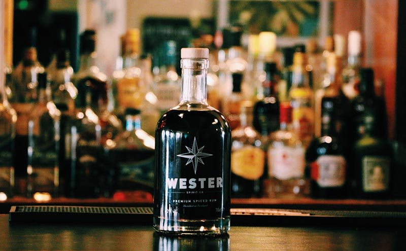 The new distillery will facilitate the brand's expansion