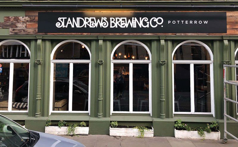 St Andrews Brewing