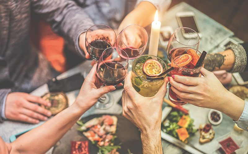 Pubs which offer a wide variety of food and drink will be well-placed to succeed, say firms