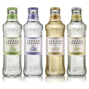The London Essence Company bottles