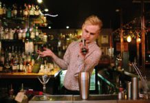 BeGin-Bar-Glasgow-Alex-Neary-Bartender