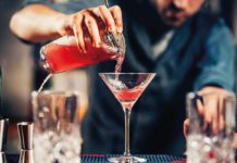 Vodka remains popular in cocktails