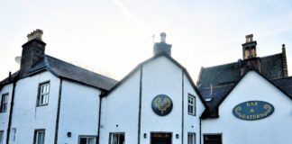 The Learney Arms was renovated two years ago