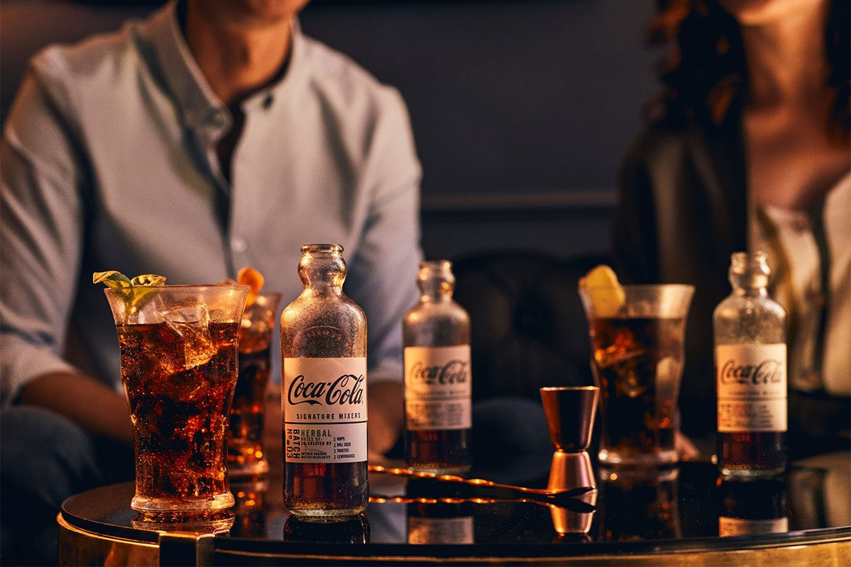 The new products are designed to complement the complex flavours of premium spirits
