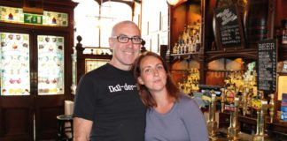 Kilderkin owners James and Jacqueline Nisbet