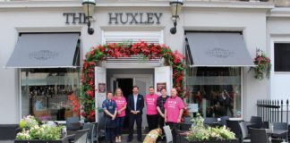 Huxley Restaurant Edinburgh