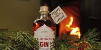 Old Curiosity Christmas Gin