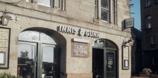 Innis & Gunn opens outlet in Leith