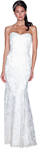 Jasmine gown by Sassi Holford