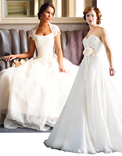 Alison Kirk Bridal in Perth is now stocking Naomi Neoh