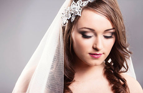 A perfectly blended smokey eye is often best left to the experts. Makeup by Leigh Blaney
