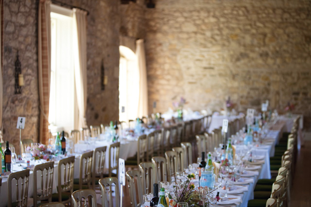 Kirknewton Stables would be ideal for a rustic-themed wedding