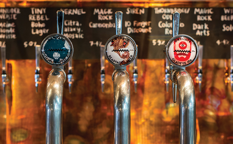 Drygate provides a chance to make your very own beer
