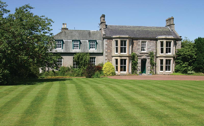 14 Scottish barn and stable wedding venues