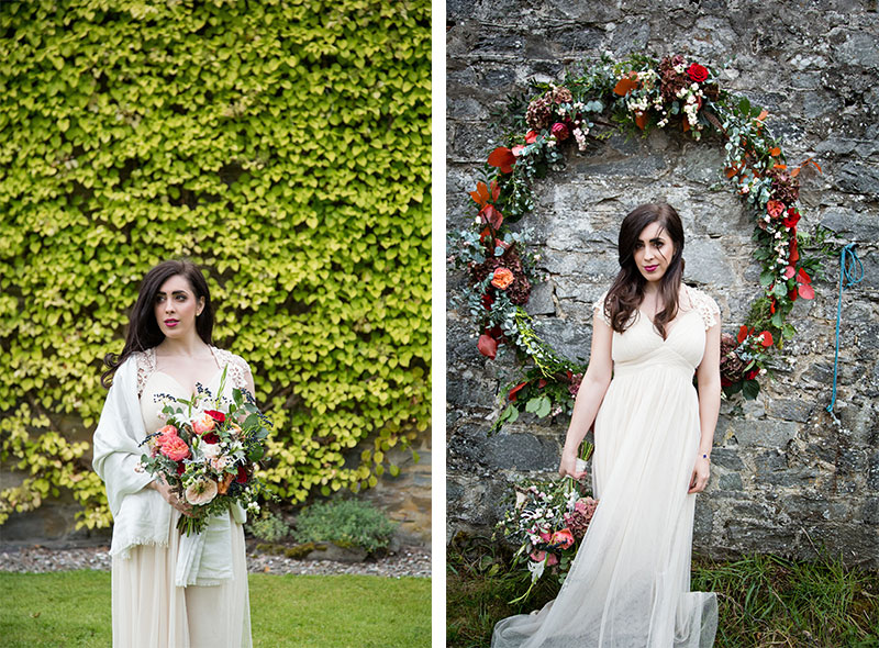 Old Manse of Blair styled shoot