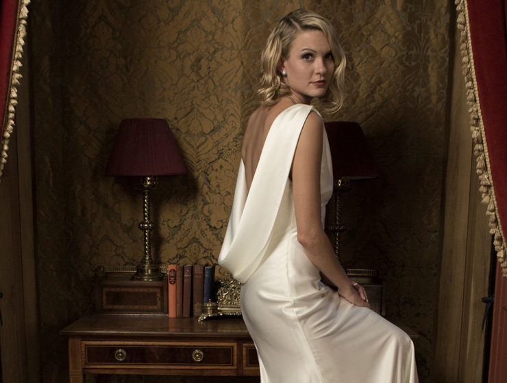 Eirenne gown by Catriona Garforth Bridal