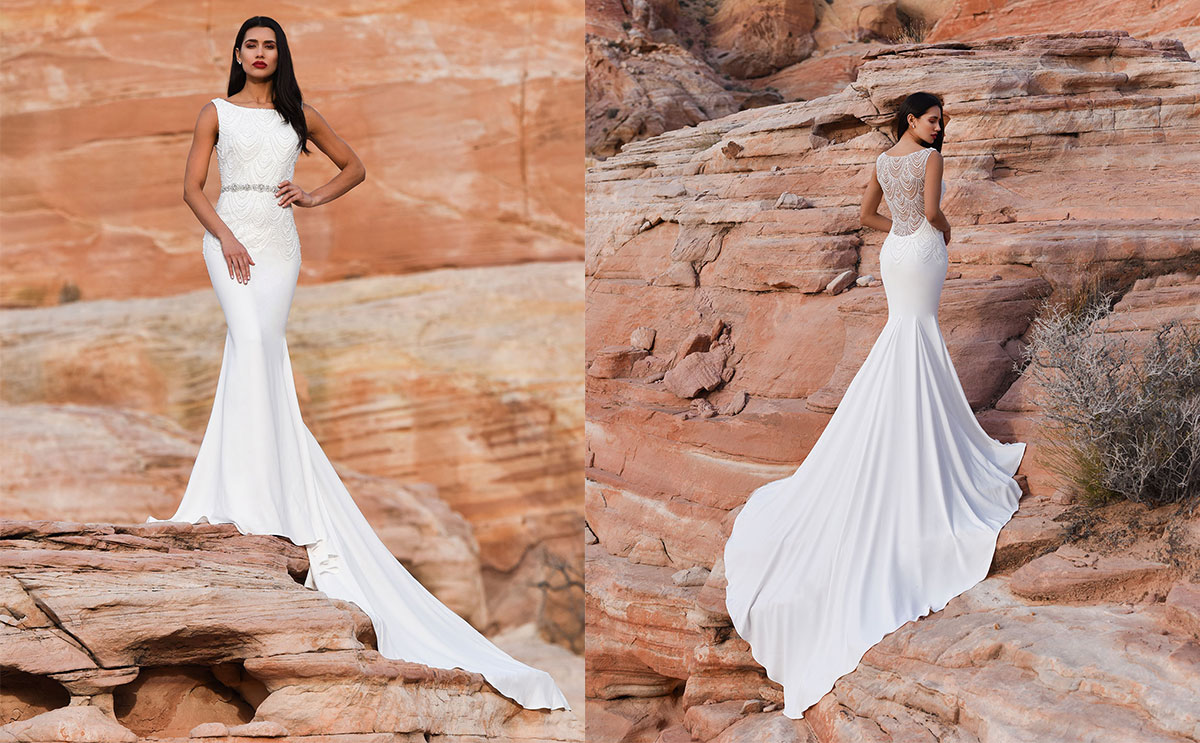 Amour gown by Dando London