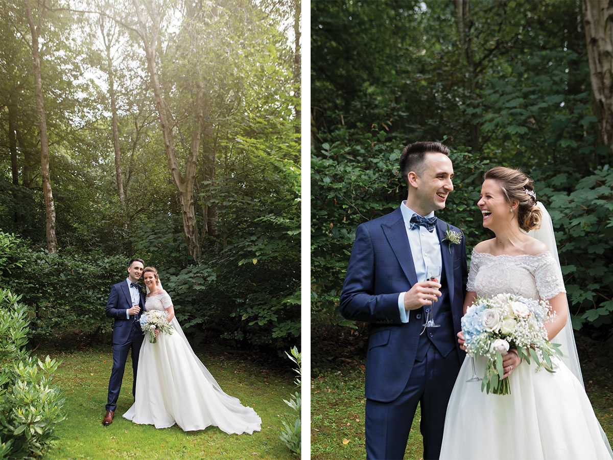 bride-and-groom-in-grounds-of-Dunblane-Hydro