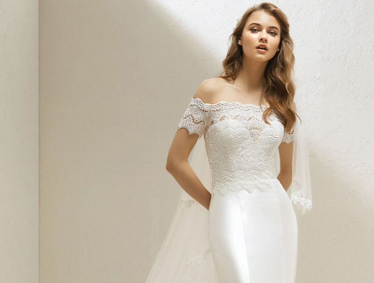 Vani gown by Pronovias