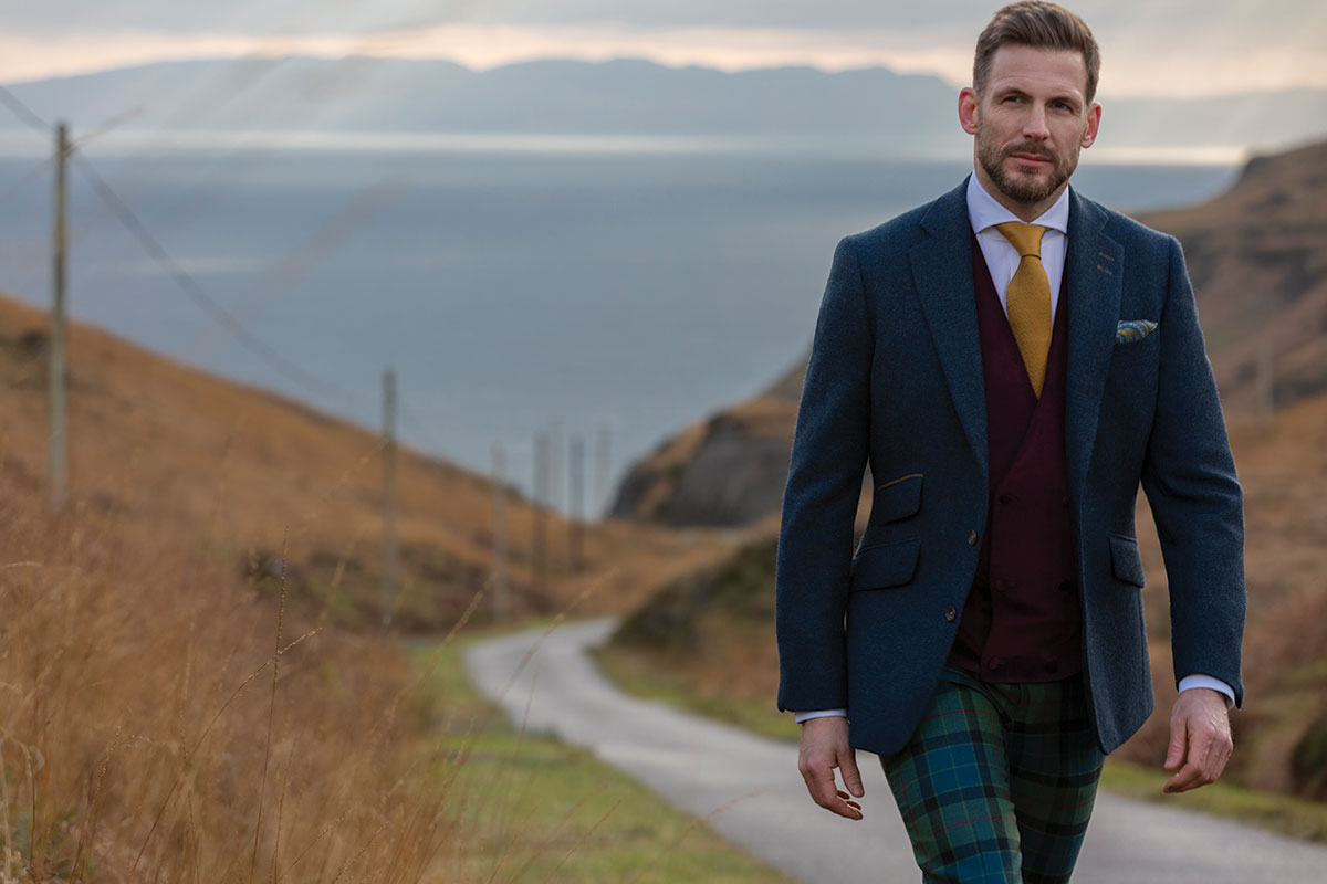 Andrew-Brooks-tailoring-tartan-trouser-outfit