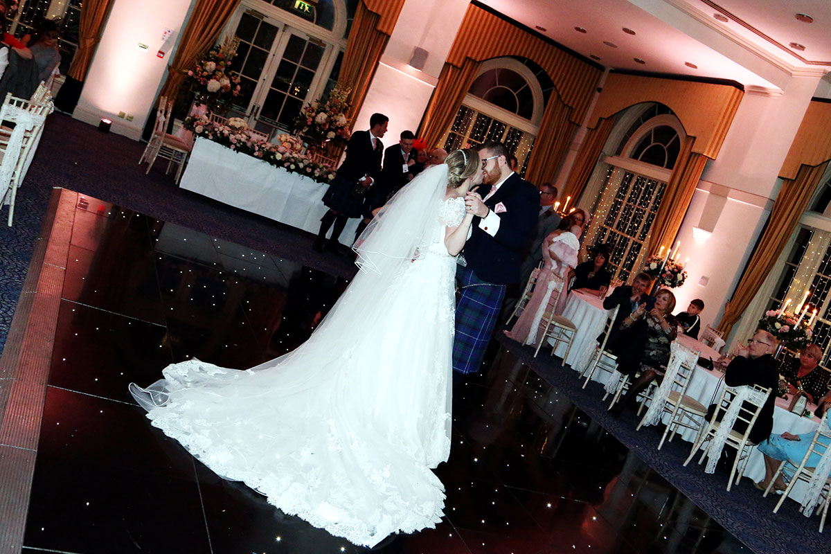bride-and-groom-having-first-dance