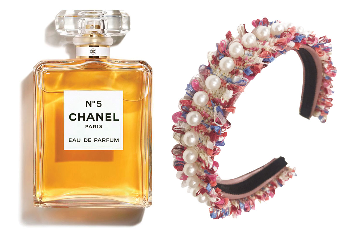 chanel-no.5-perfume-and-chanel-inspired-hairband