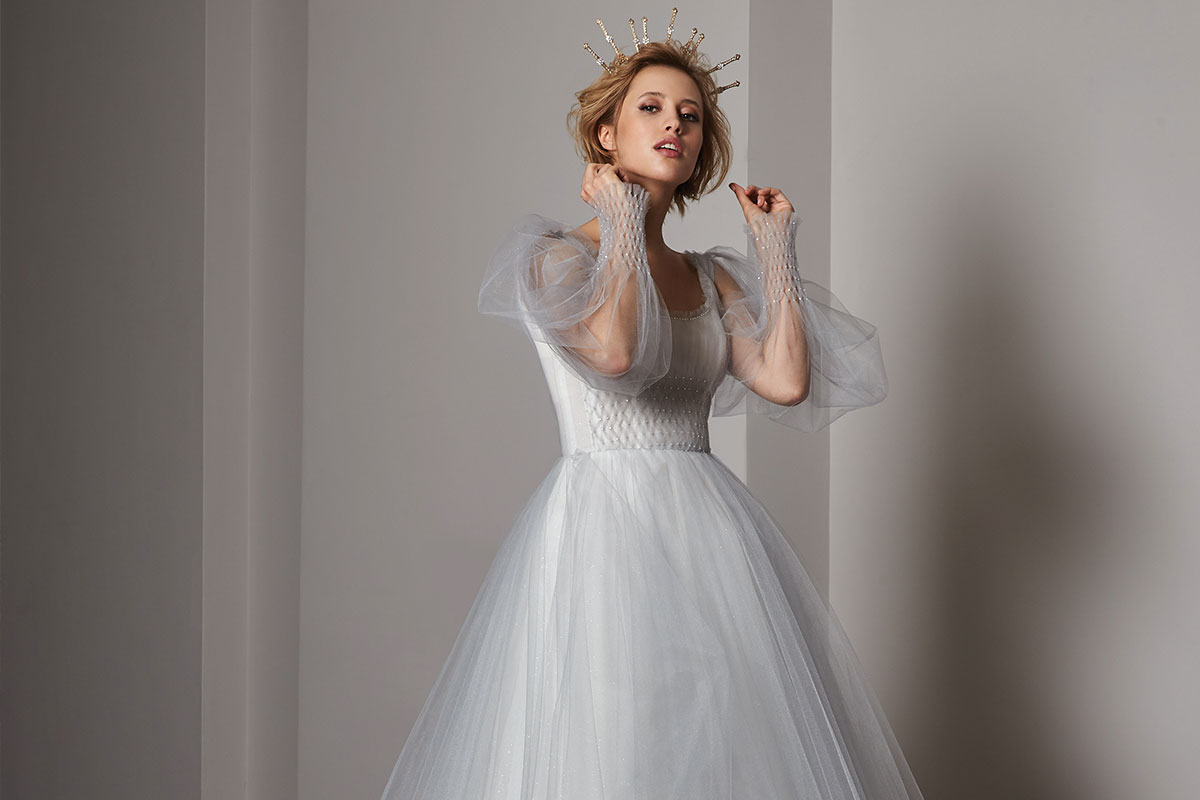 Thea gown by Sassi Holford