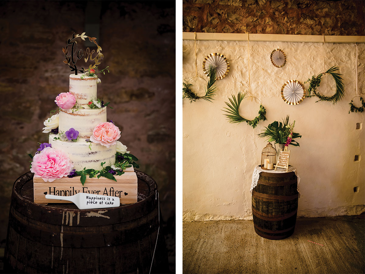 wedding-cake-with-fresh-flowers-and-foliage-hoops