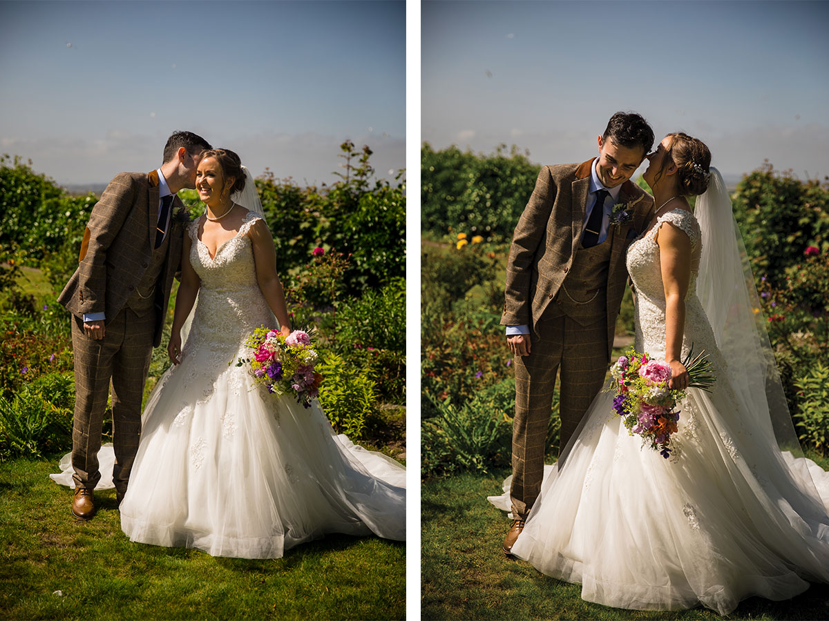 bride-and-groom-whispering-to-each-other