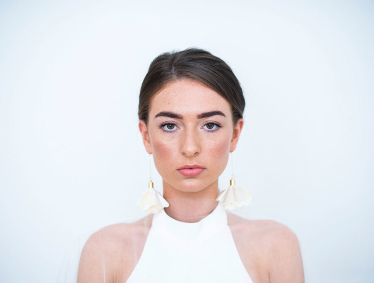 Statement earrings from Accessories by Elizabeth Wallace