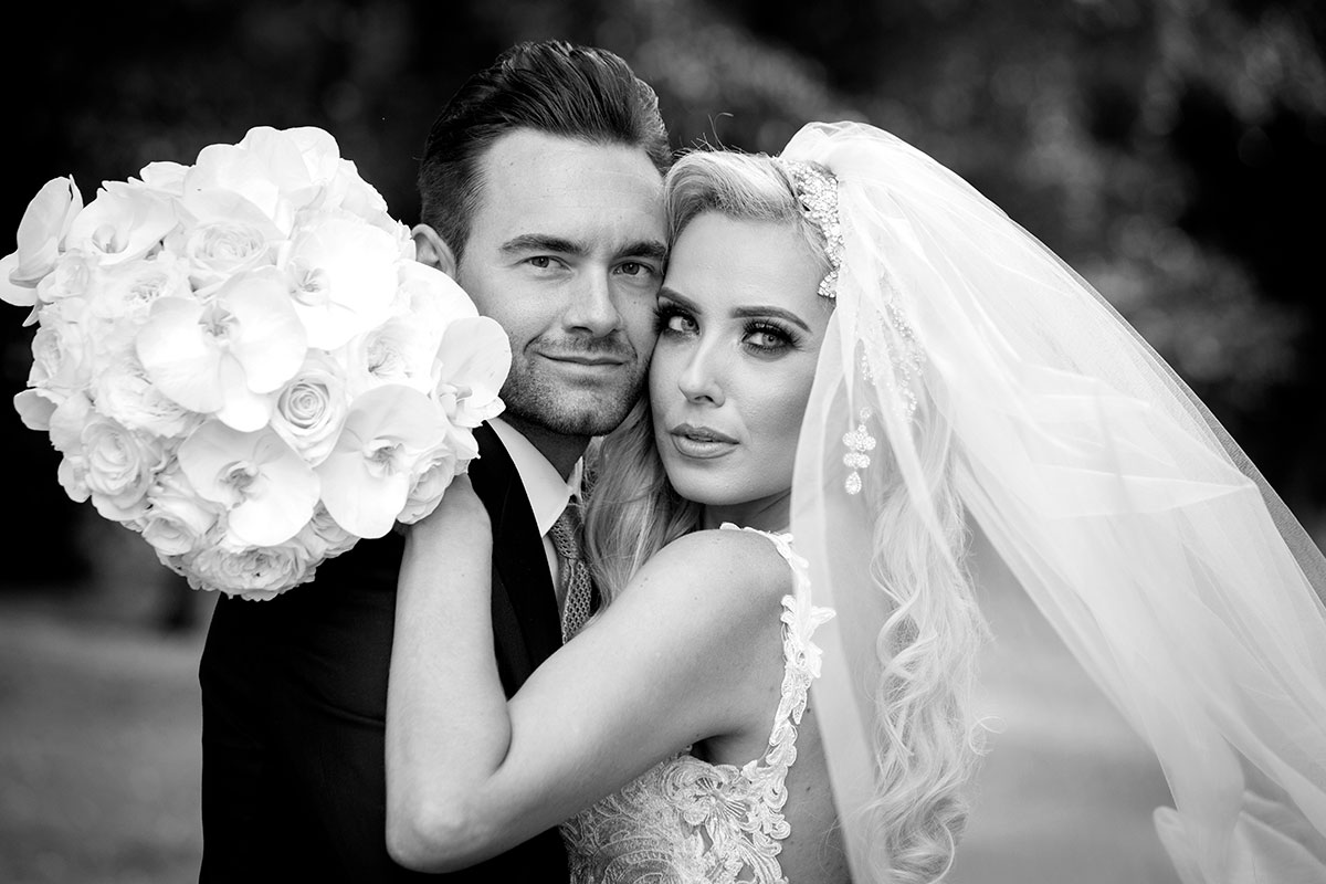 _black-and-white-photo-of-the-bride-and-groom