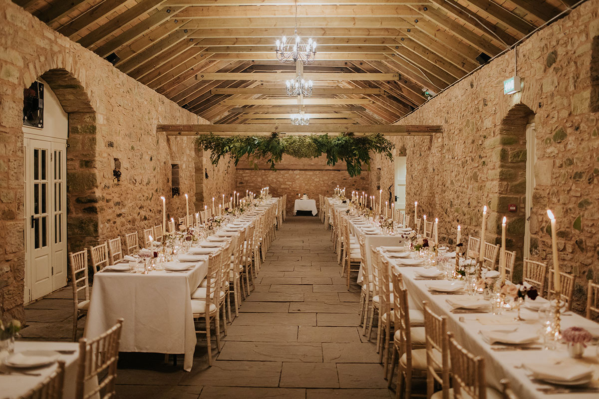 Wedderburn-with-long-tables-set-up-for-wedding