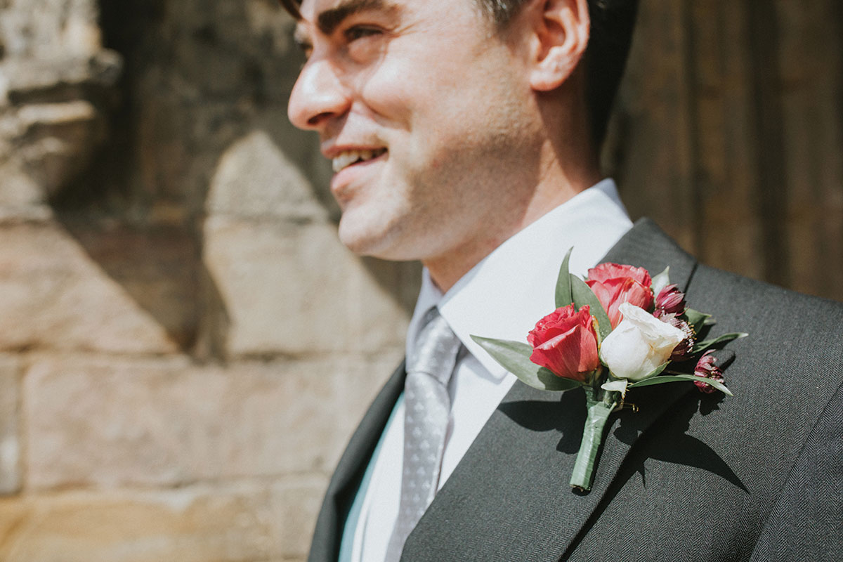 groom's-buttonhole-with-thistle
