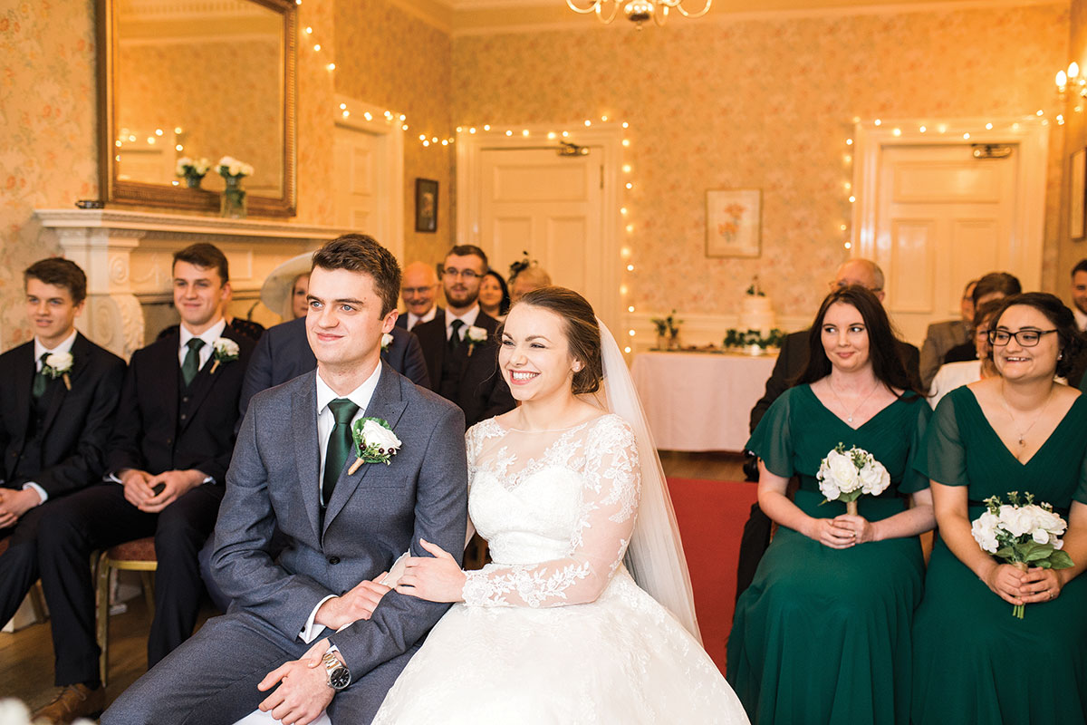 mabie-house-ceremony-room-with-bride-and-groom