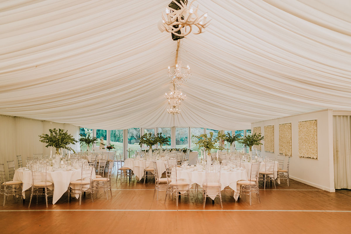 dunkeld-house-hotel-marquee-dressed-for-wedding-breakfast