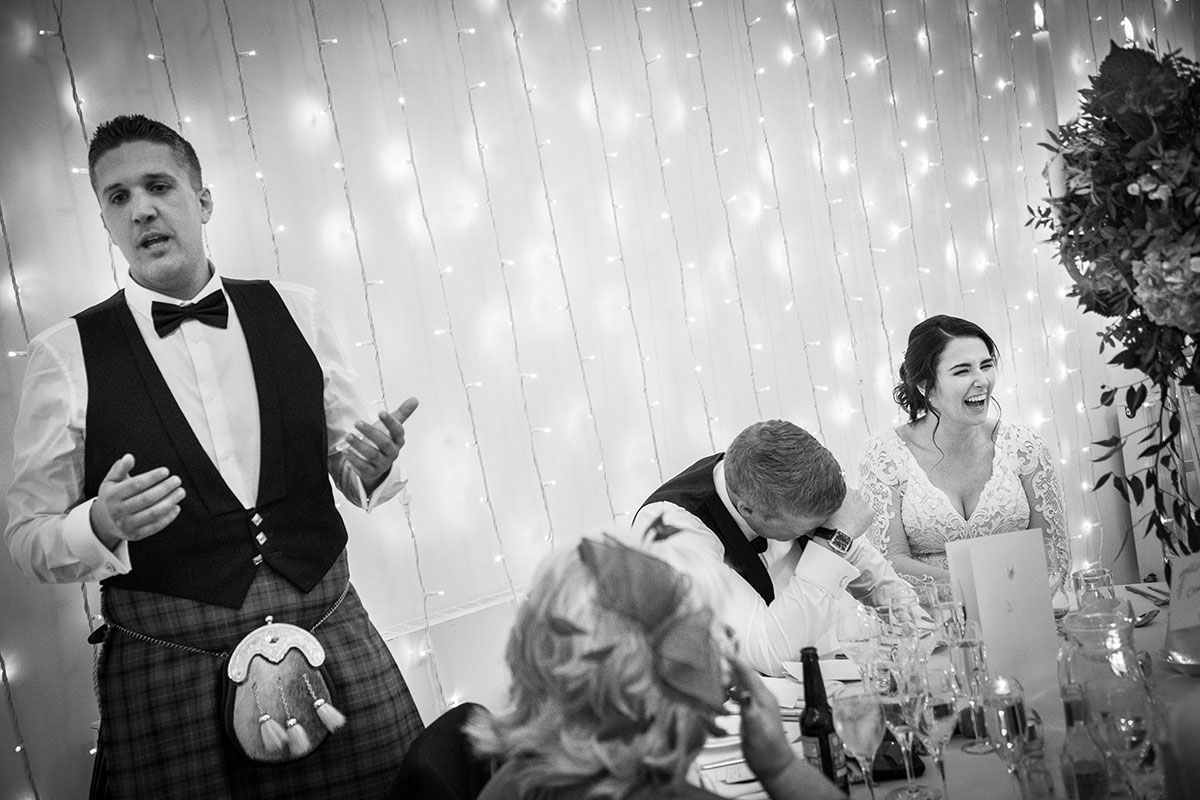 bride-laughing-groom-embarrassed-best-mans-speech