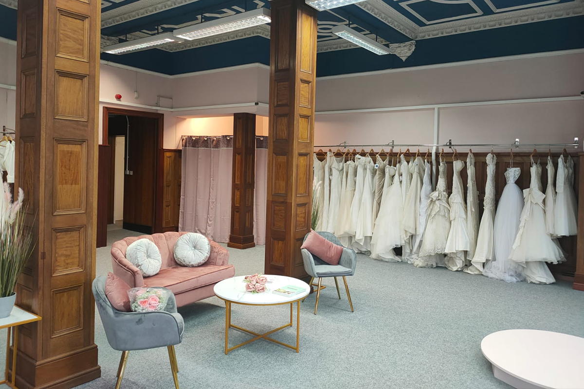 Bridal Reloved Glasgow's premises