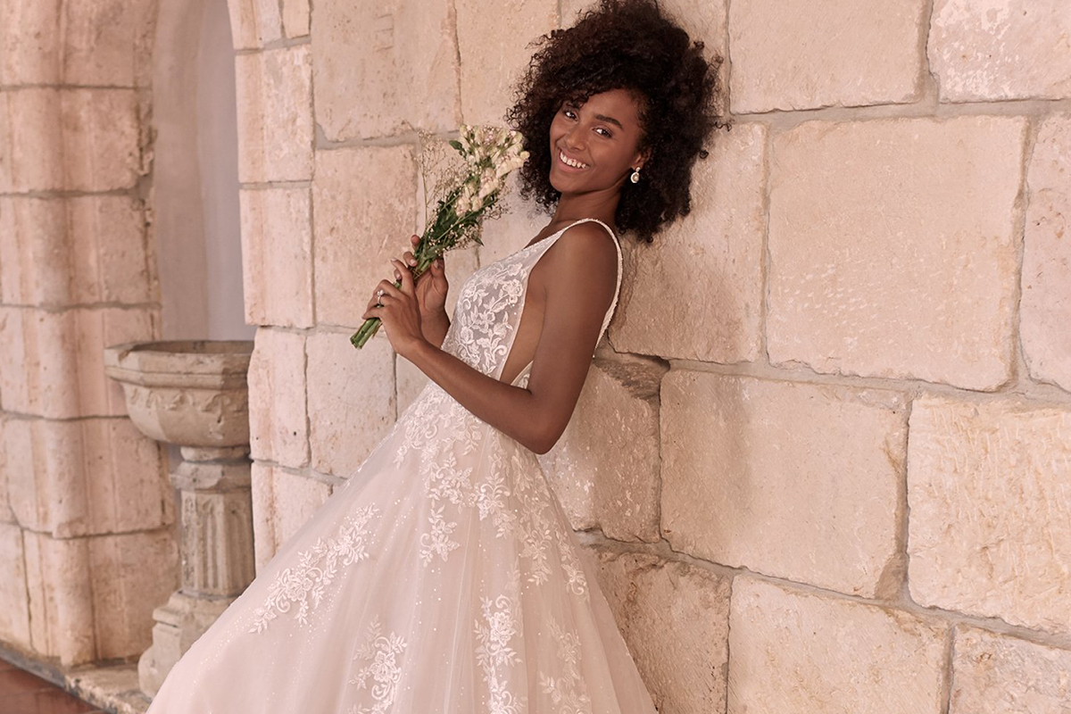 Leticia gown by Maggie Sottero