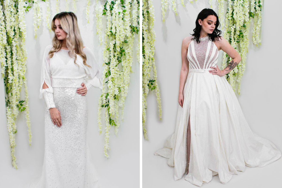 Wedding dresses by Katrin Design Couture