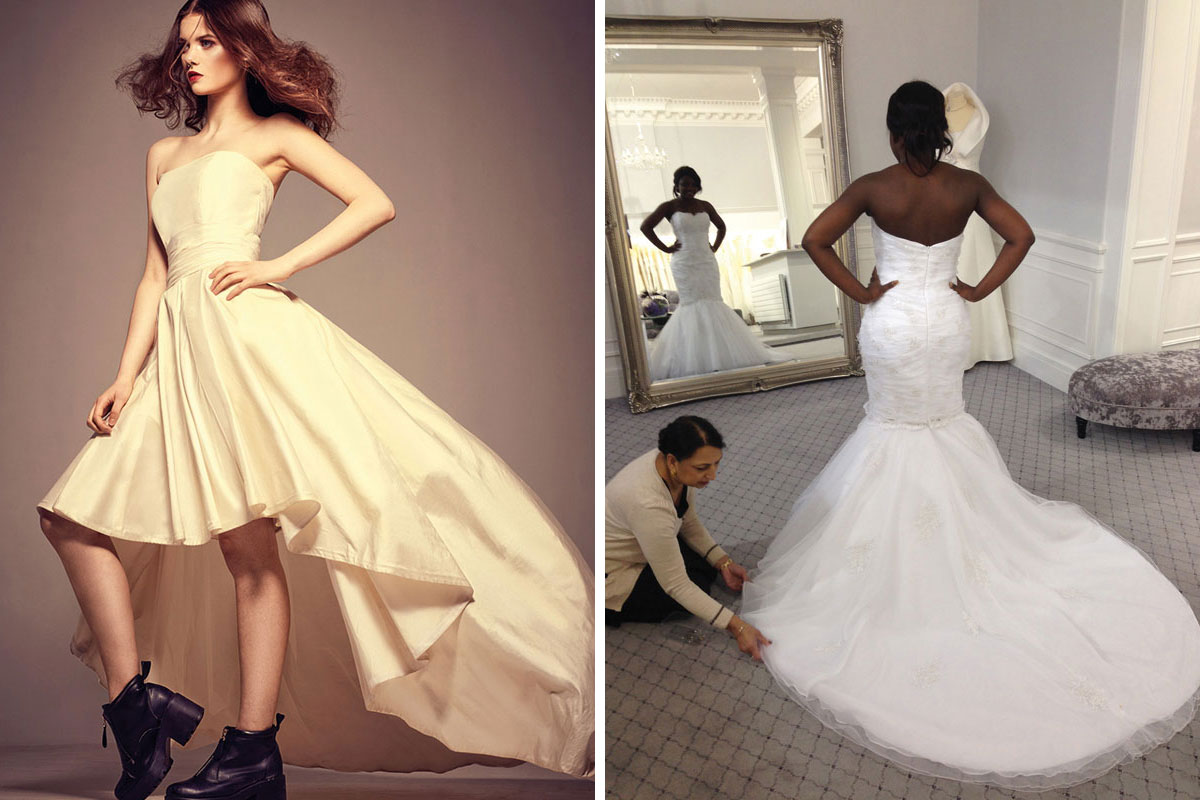 Wedding dresses by Kavelle Couture