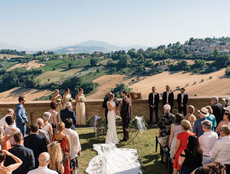 Petritoli wedding village Italy