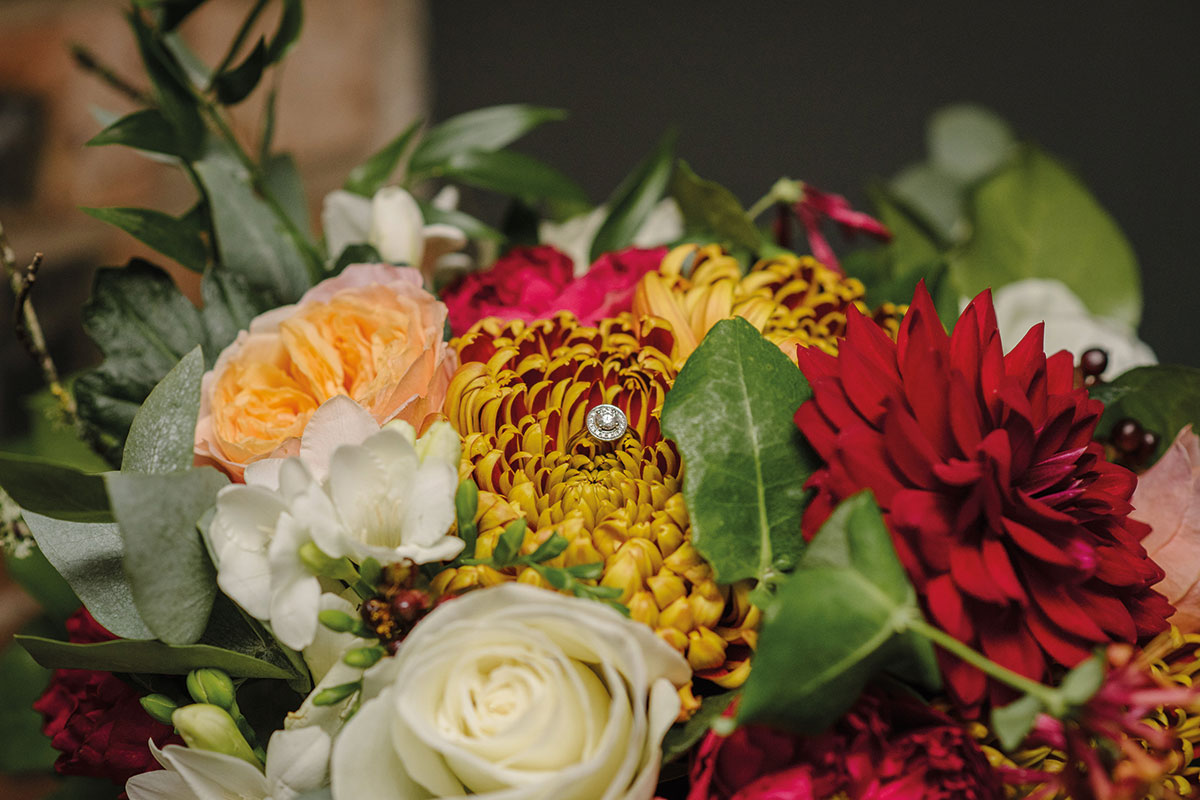 bouquet by Get Knotted