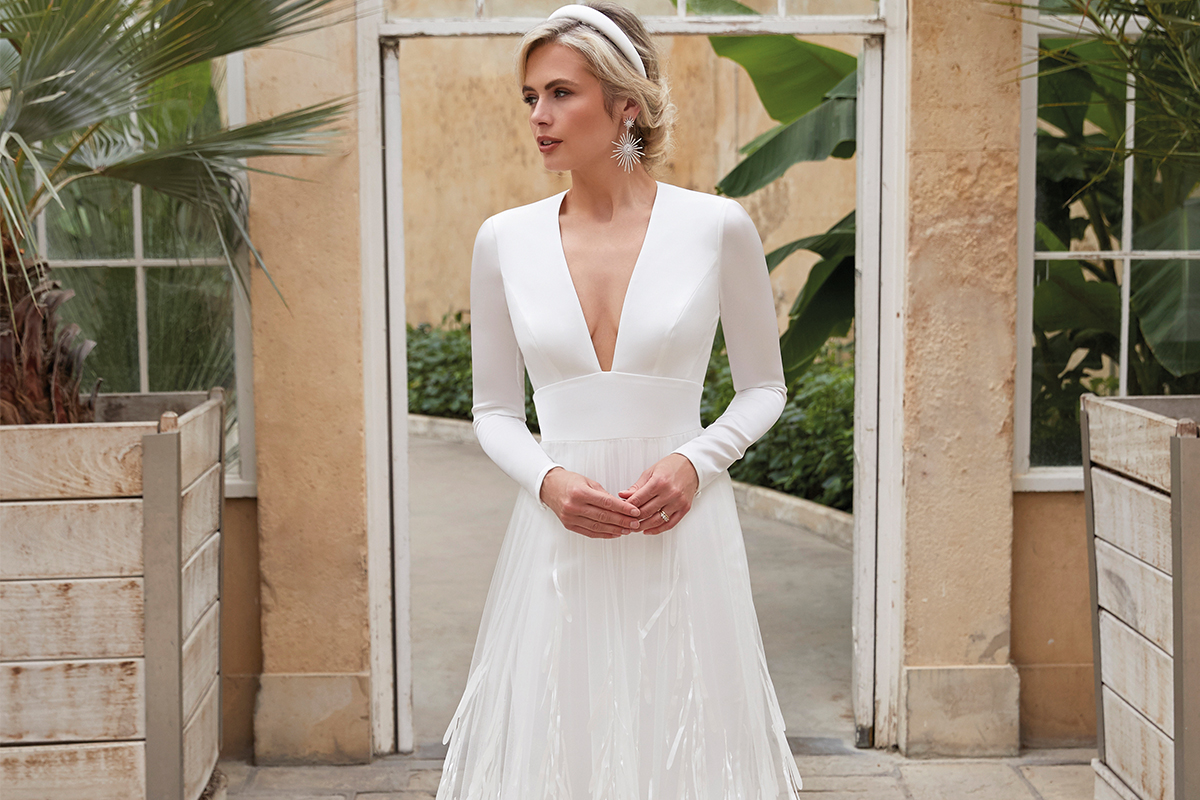 Riva gown by Sassi Holford